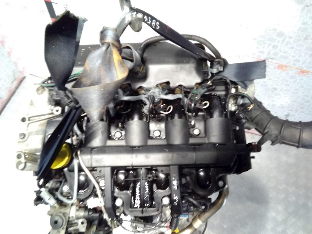 Двигатель (ДВС) Renault Espace 4  G9T 742