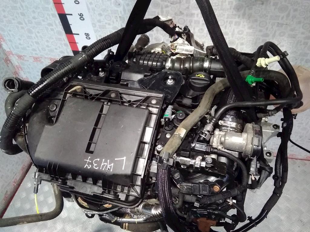 Двигатель (ДВС) Citroen Jumpy (Dispatch) 2 (X)  9H07 10JB0F