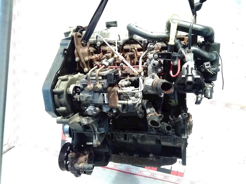 Двигатель (ДВС) Ford Fiesta 4  RTN