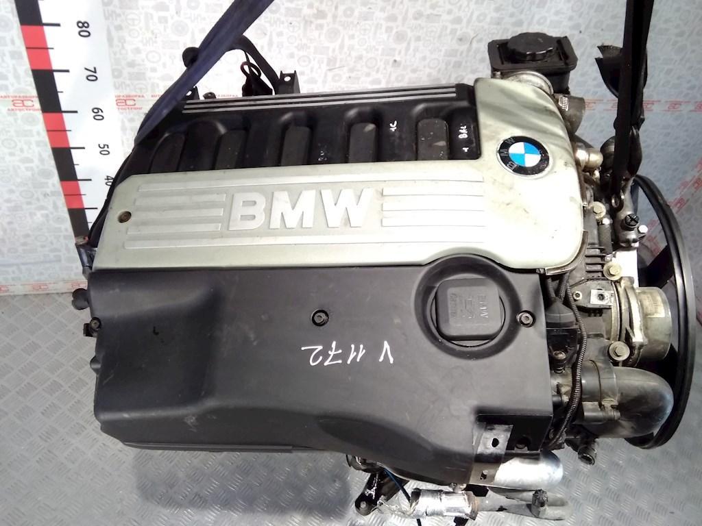 Двигатель (ДВС) BMW 5 Series (E39)  M57 D30(306D1)