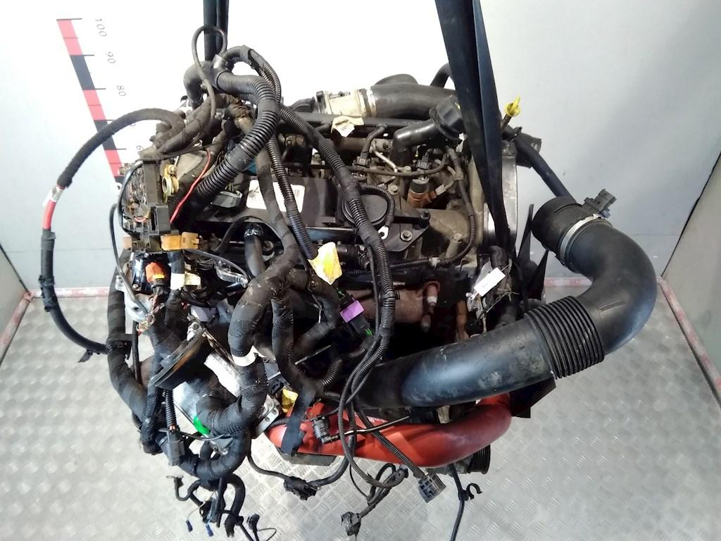 Двигатель (ДВС) Iveco Daily 5  F1AE3481B