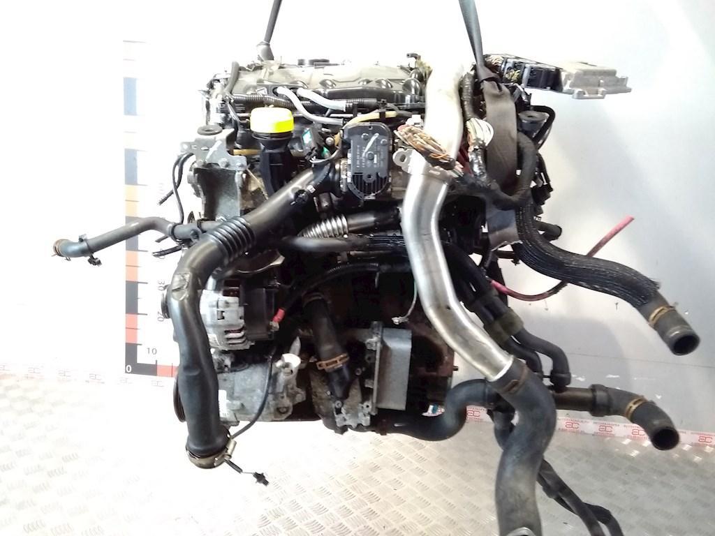 Двигатель (ДВС) Renault Scenic 2  M9R 722
