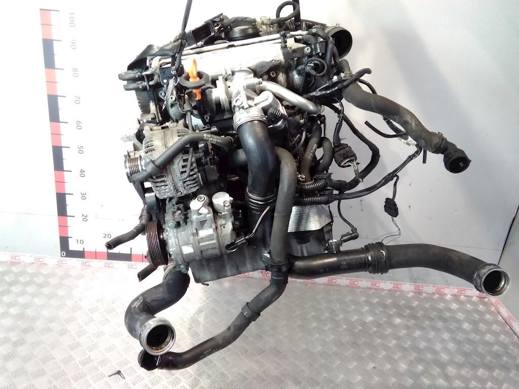 Двигатель (ДВС) Volkswagen Touran  AZV