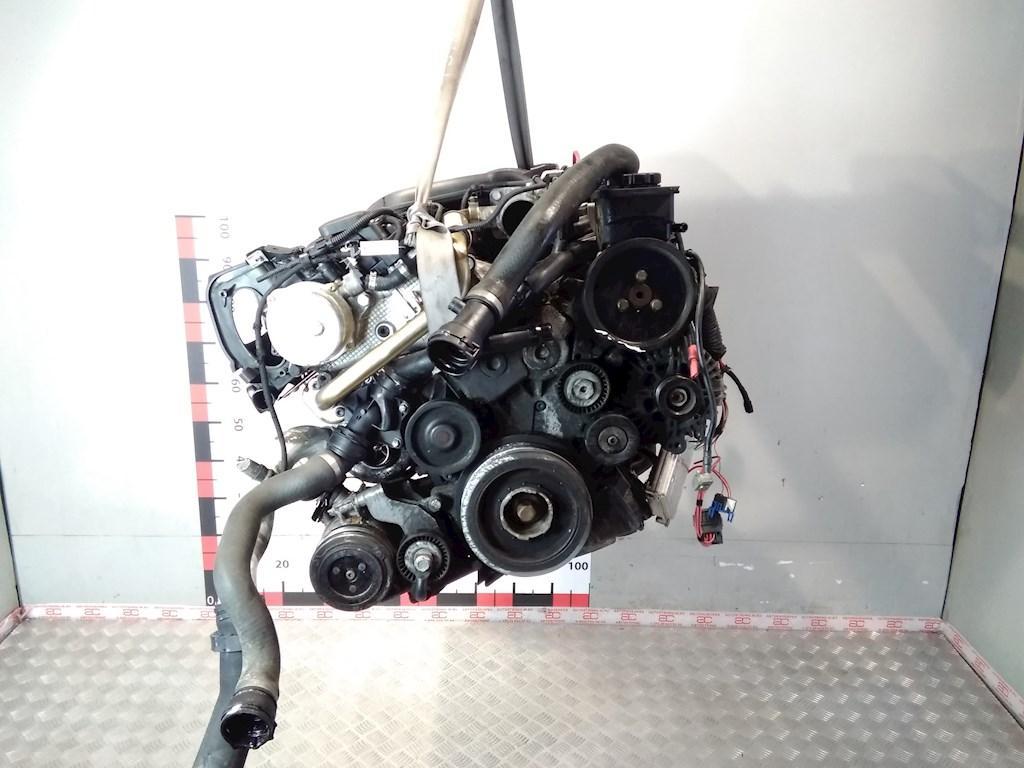 Двигатель (ДВС) BMW 3 Series (E46)  M47D20 (204D4)