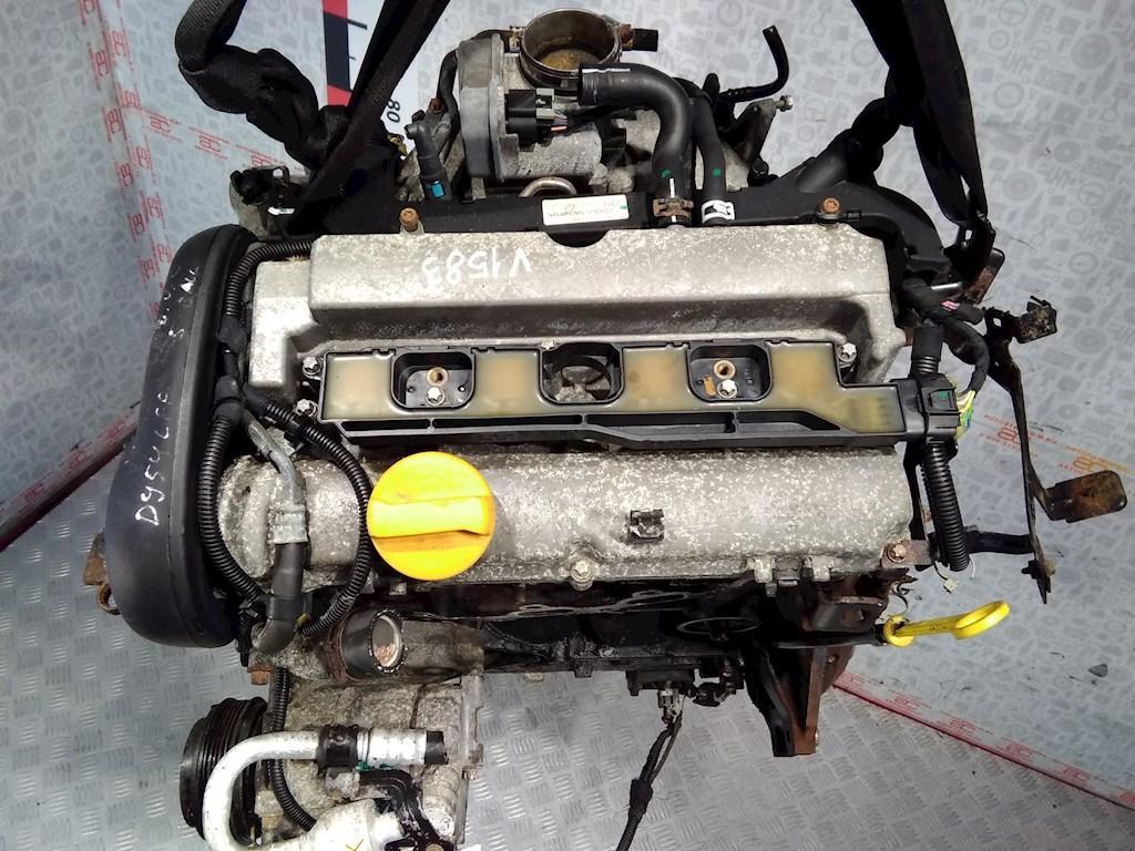Двигатель (ДВС) Opel Vectra C  Z18XE