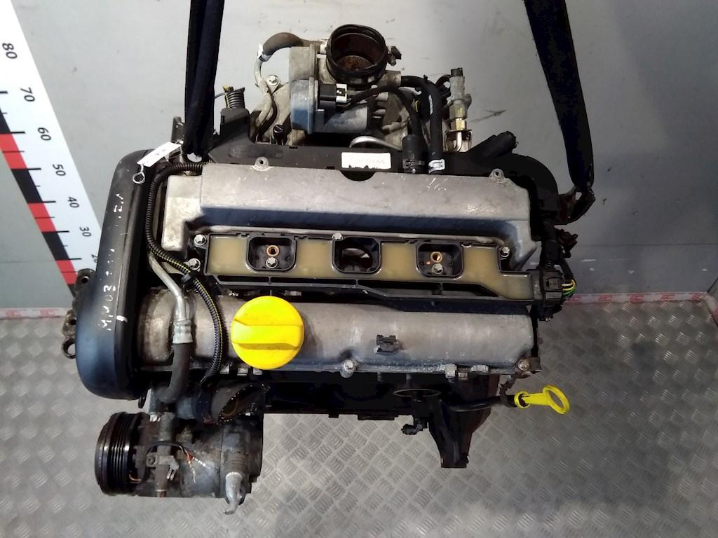 Двигатель (ДВС) Opel Zafira A  Z18XE
