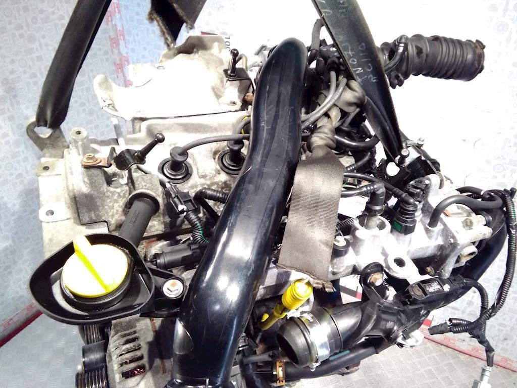 Двигатель (ДВС) Renault Clio 3  D4F 784