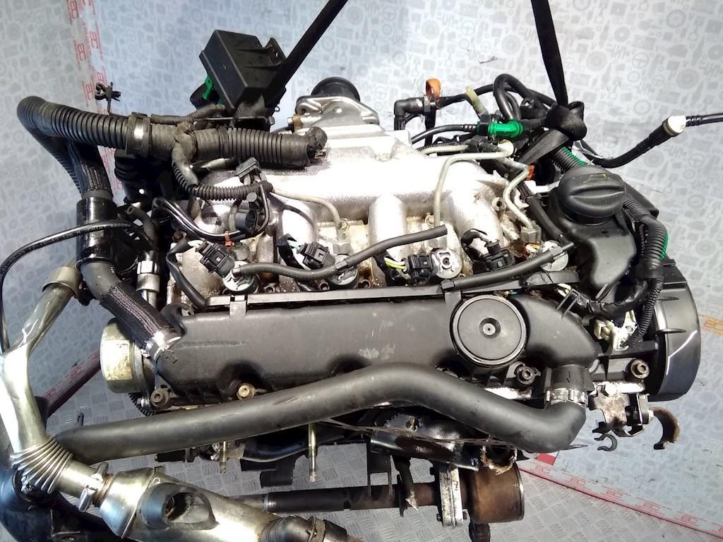 Двигатель (ДВС) Citroen C8  4HW (DW12BTED4)