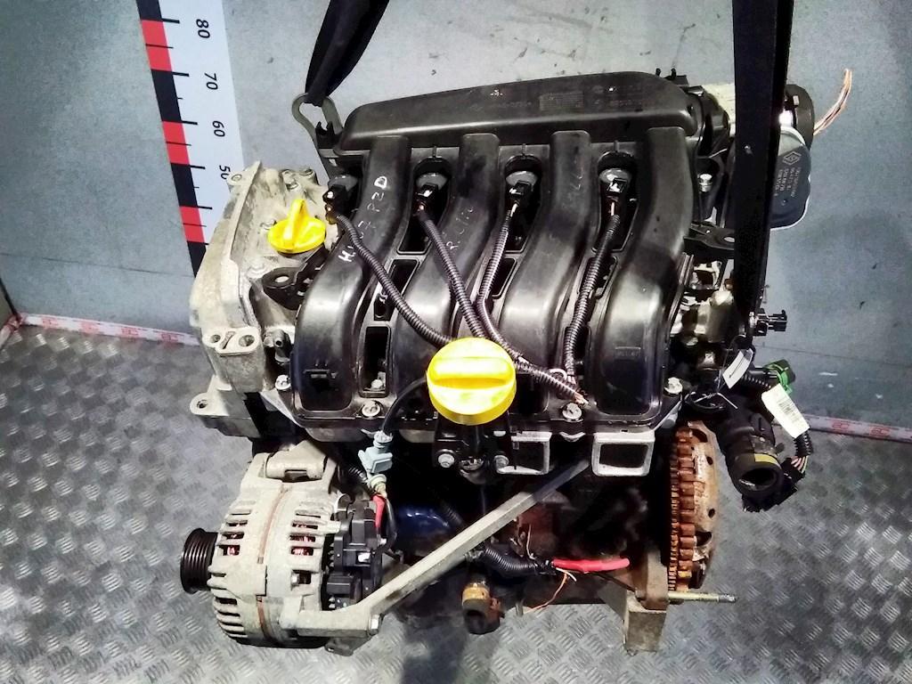 Двигатель (ДВС) Renault Clio 3  K4J 780