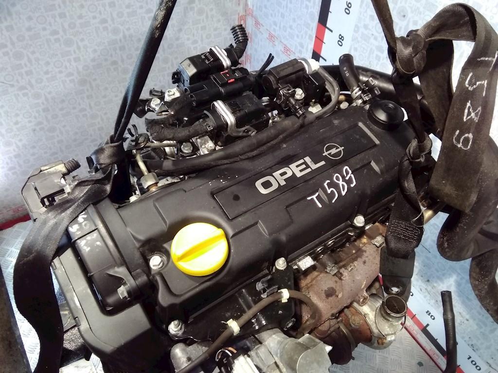 Двигатель (ДВС) Opel Combo C  Y17DT