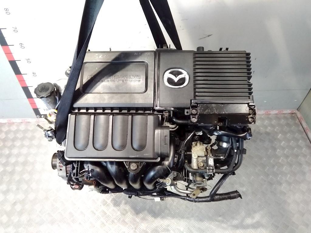 Двигатель (ДВС) Mazda 3 BK  B6ZE / Z6