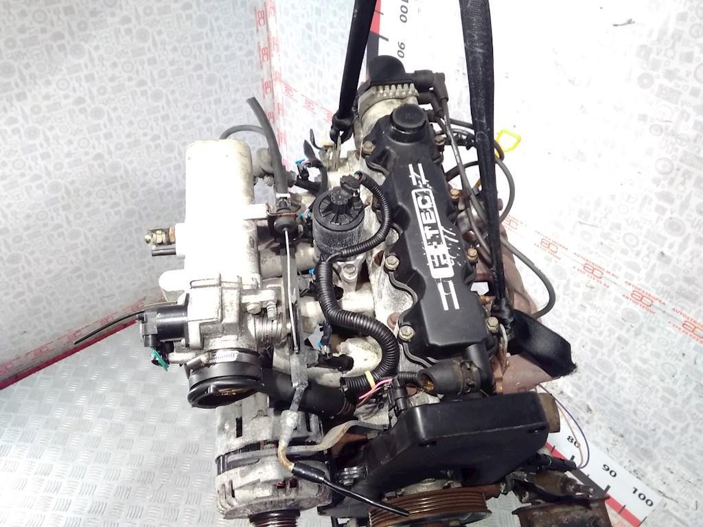 Двигатель (ДВС) Daewoo Lanos  A14SMS не читается