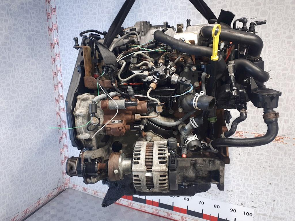 Двигатель (ДВС) Ford Mondeo 4  QYBA