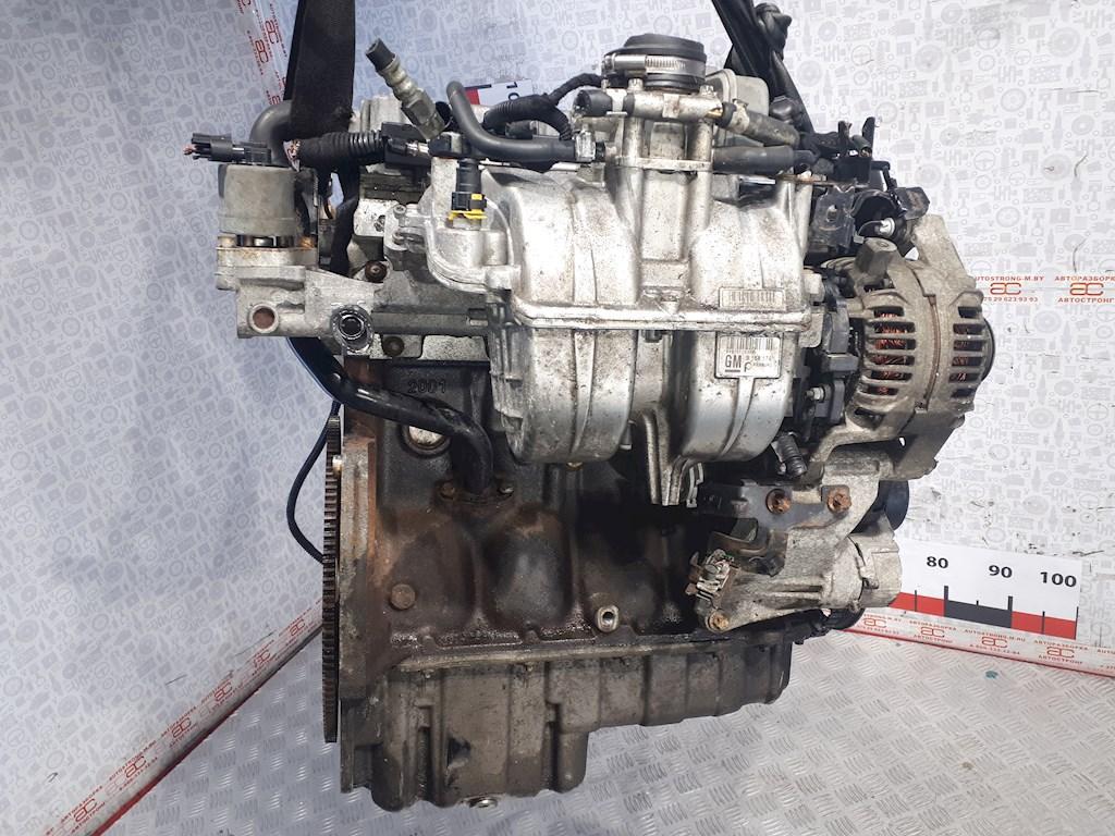 Двигатель (ДВС) Opel Corsa C  Z14XE