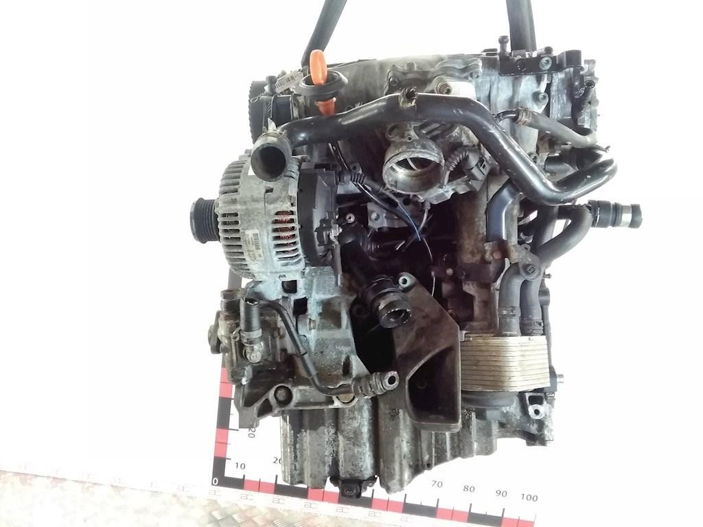 Двигатель (ДВС) Audi A6 C6  BLB