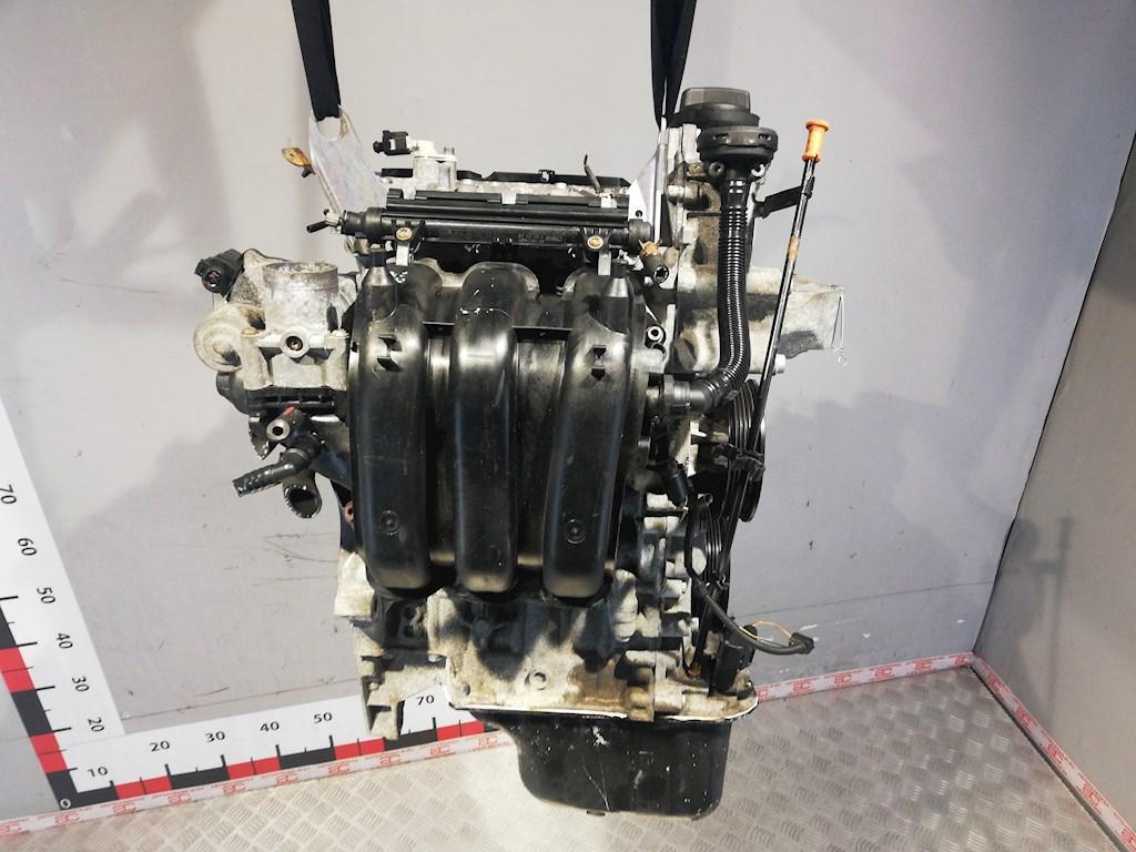 Двигатель (ДВС) Volkswagen Polo 4  BME не читается