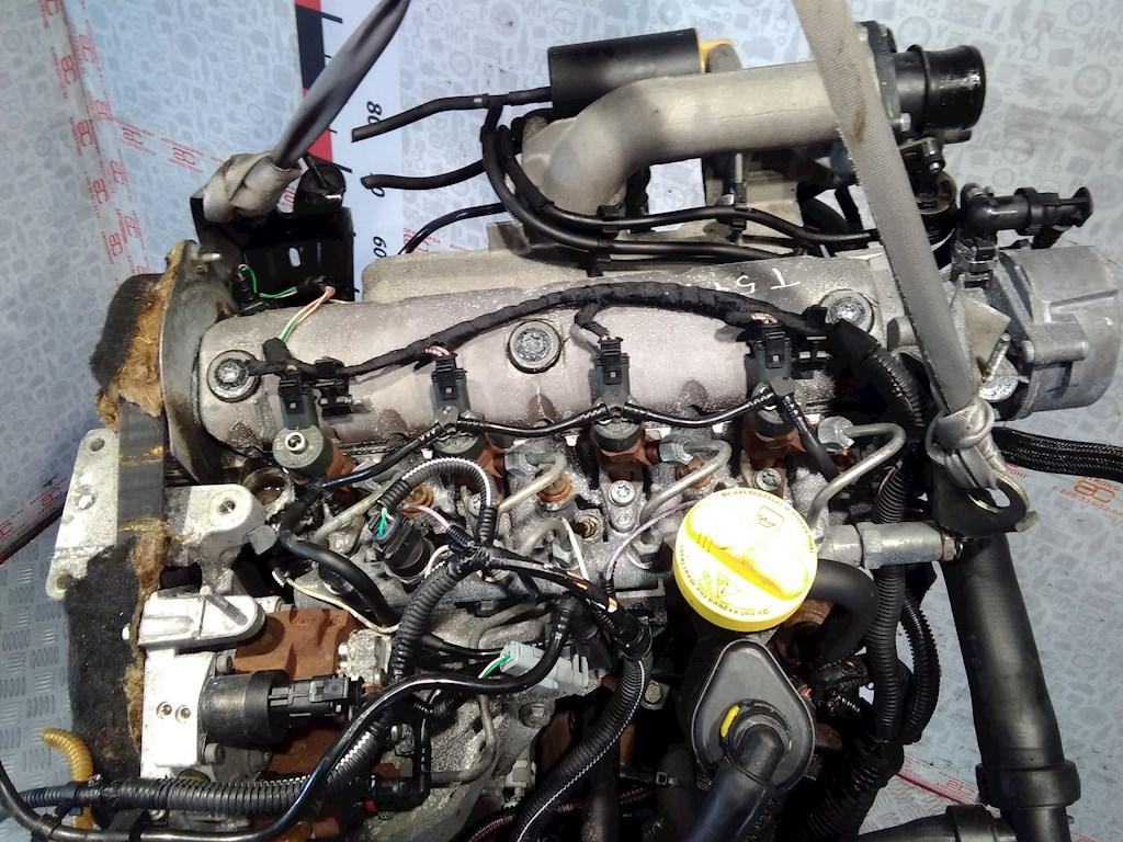 Двигатель (ДВС) Renault Espace 4  F9Q820