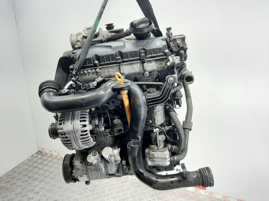 Двигатель (ДВС) Skoda Octavia 1Z  BXE