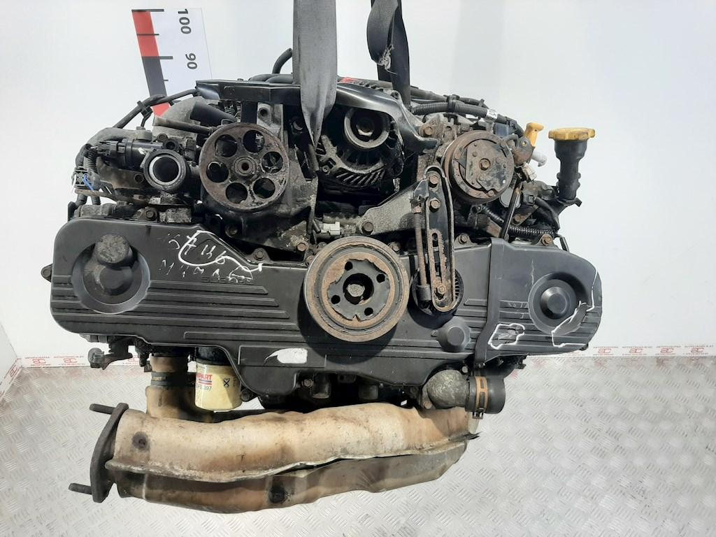Двигатель (ДВС) Subaru Legacy 4  EJ25