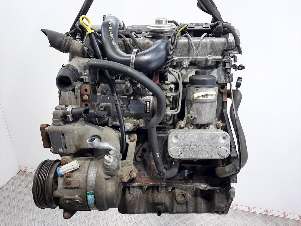 Двигатель (ДВС) Opel Vectra B  X20DTL