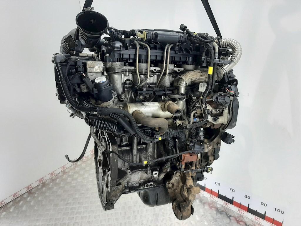 Двигатель (ДВС) Citroen C5 1  9HY