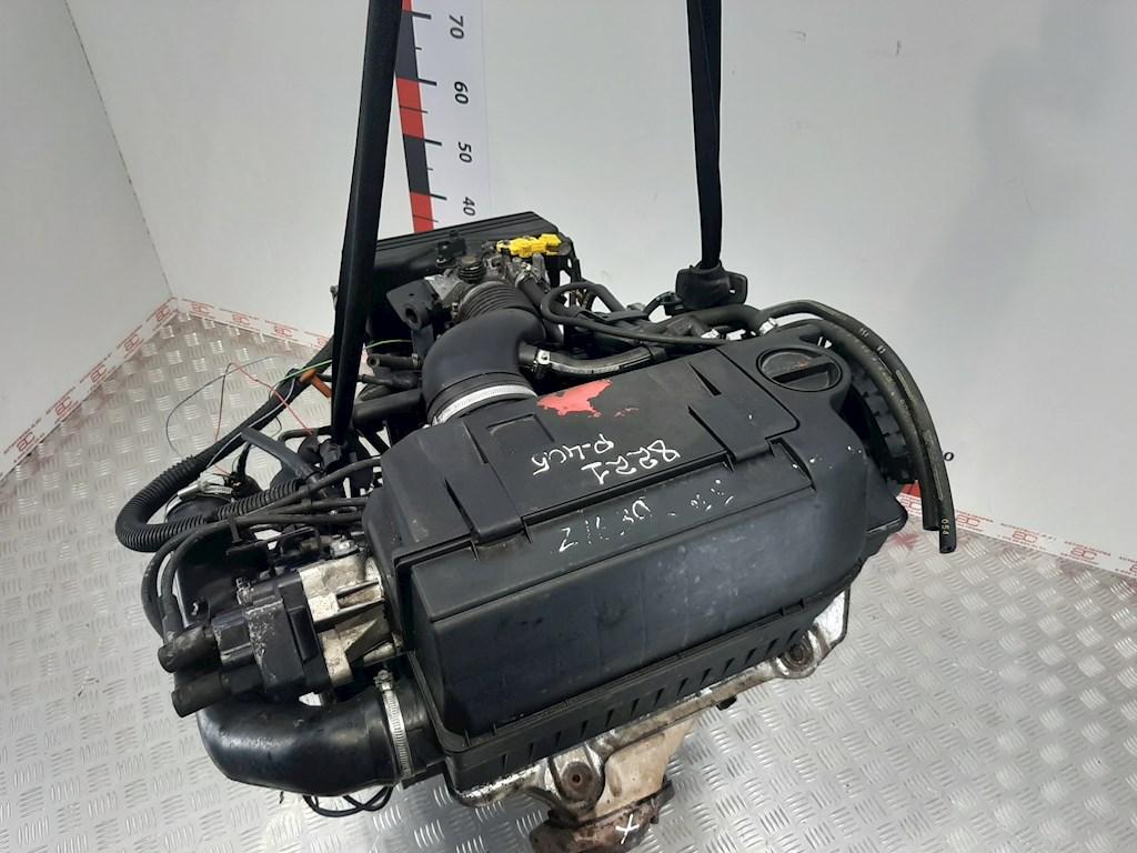 Двигатель (ДВС) Peugeot 405  RFX (XU10J2)