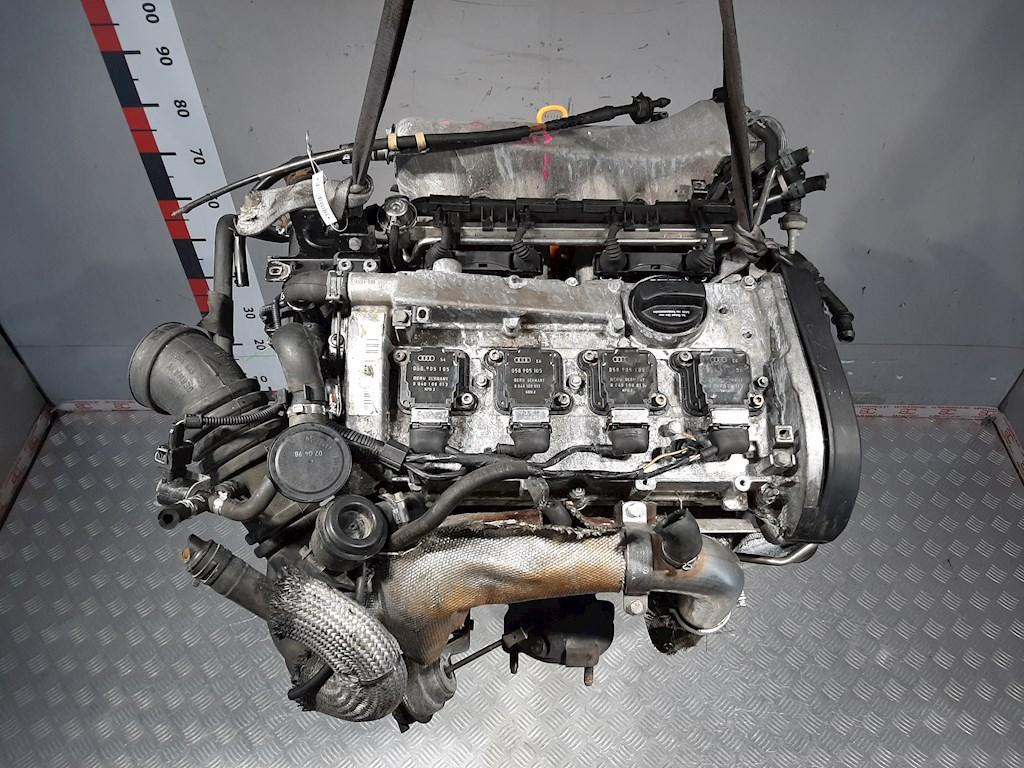 Двигатель (ДВС) Volkswagen Golf 4  AGU