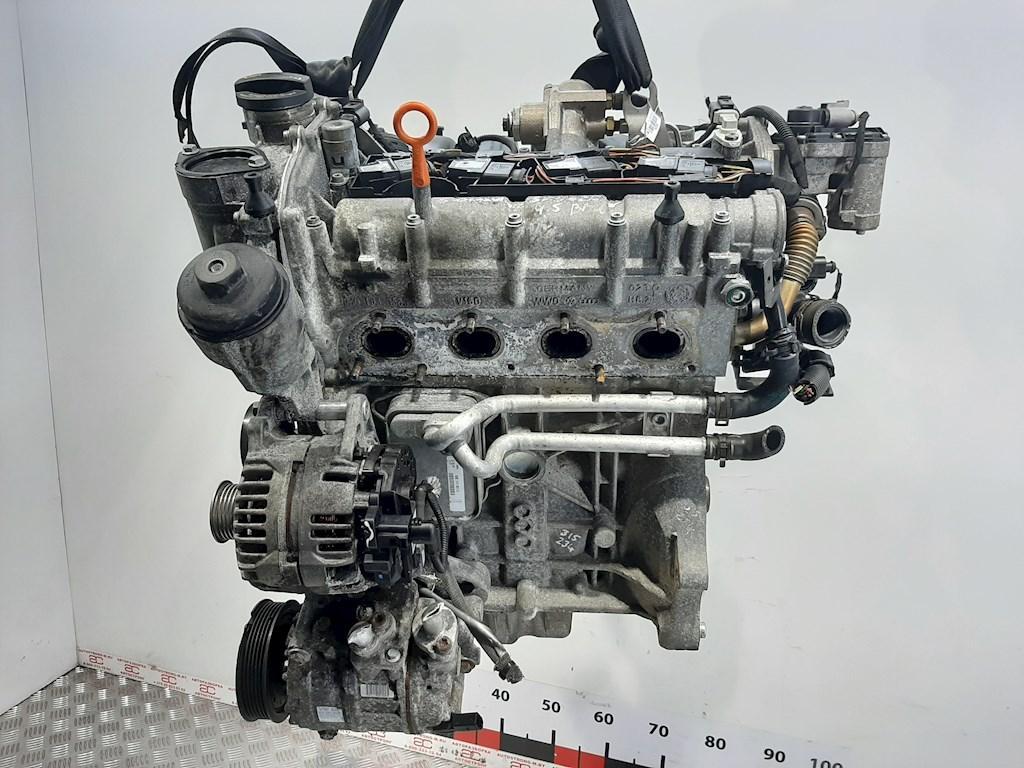Двигатель (ДВС) Skoda Octavia 1Z  BLF