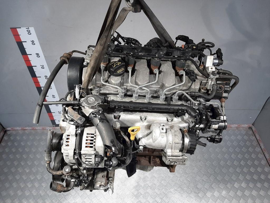 Двигатель (ДВС) Kia Carens 2  D4EA не читается