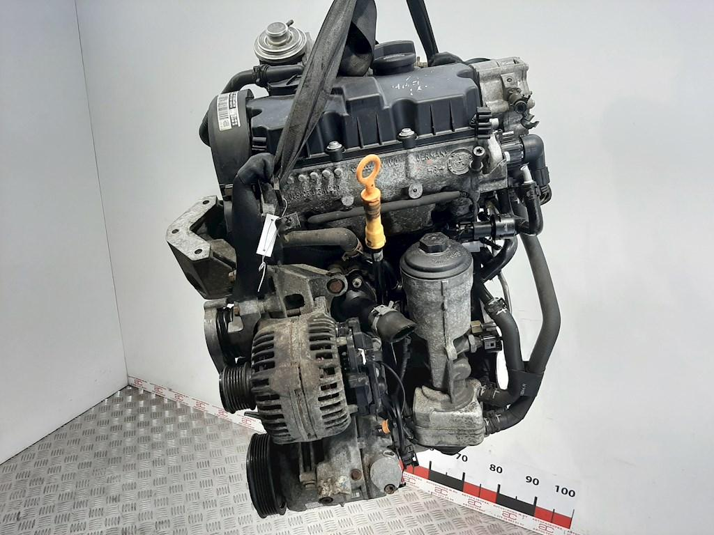 Двигатель (ДВС) Volkswagen Polo 4  BNV