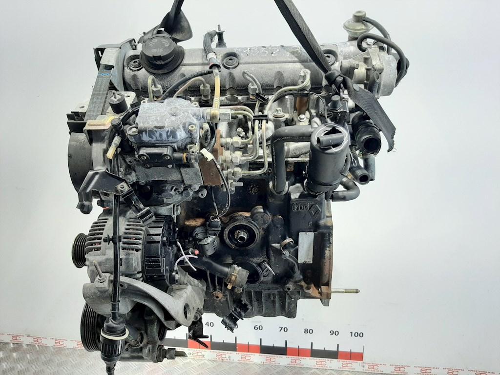 Двигатель (ДВС) Renault Scenic 1  F9Q 734