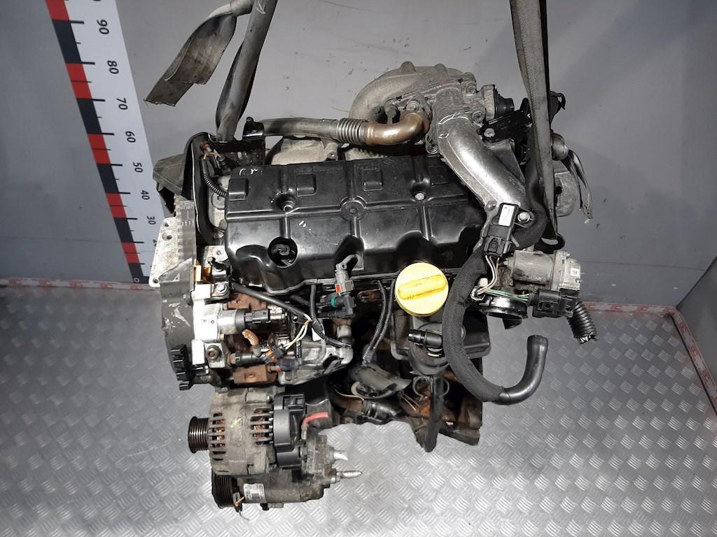 Двигатель (ДВС) Renault Megane 2  F9Q 804 ( на блоке не читается )