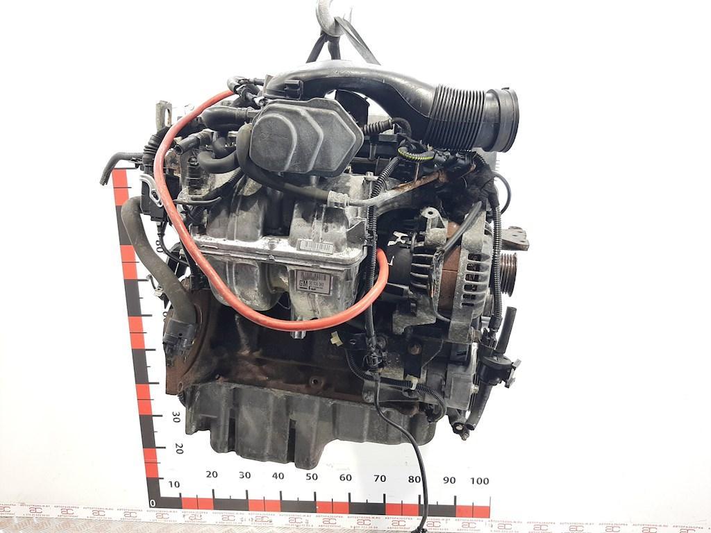 Двигатель (ДВС) Opel Vectra B  X18XE1