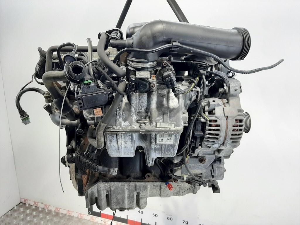 Двигатель (ДВС) Opel Astra G  X16XEL