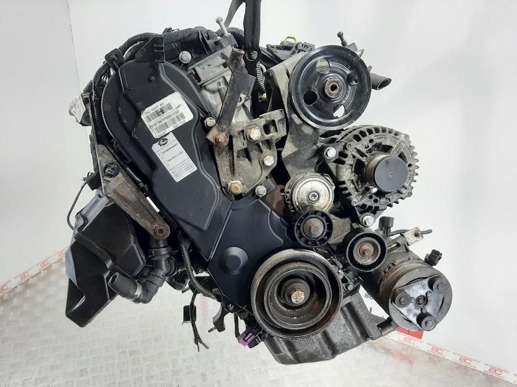 Двигатель (ДВС) Ford Mondeo 4  QXBA