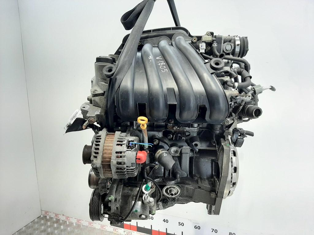 Двигатель (ДВС) Nissan Note  HR16DE