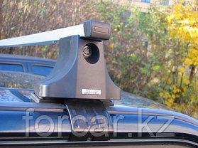 Багажник Atlant для гладкой крыши с креплением за дверной проем, прямоугольные дуги, опора B, фото 2
