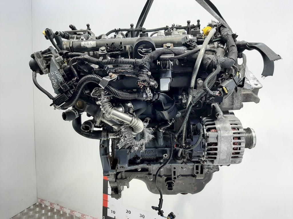 Двигатель (ДВС) Opel Corsa D  Z13DTH