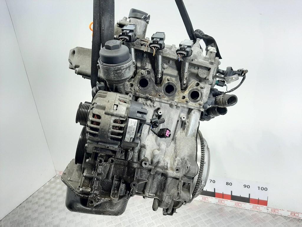 Двигатель (ДВС) Volkswagen Polo 4  BMD