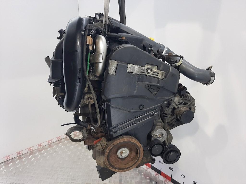Двигатель (ДВС) Renault Kangoo (W/FW)  K9K802 не читается