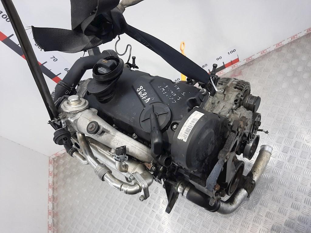 Двигатель (ДВС) Seat Alhambra  ASZ
