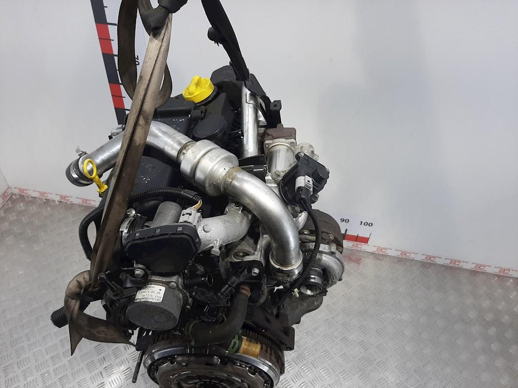 Двигатель (ДВС) Renault Scenic 2  K9K732