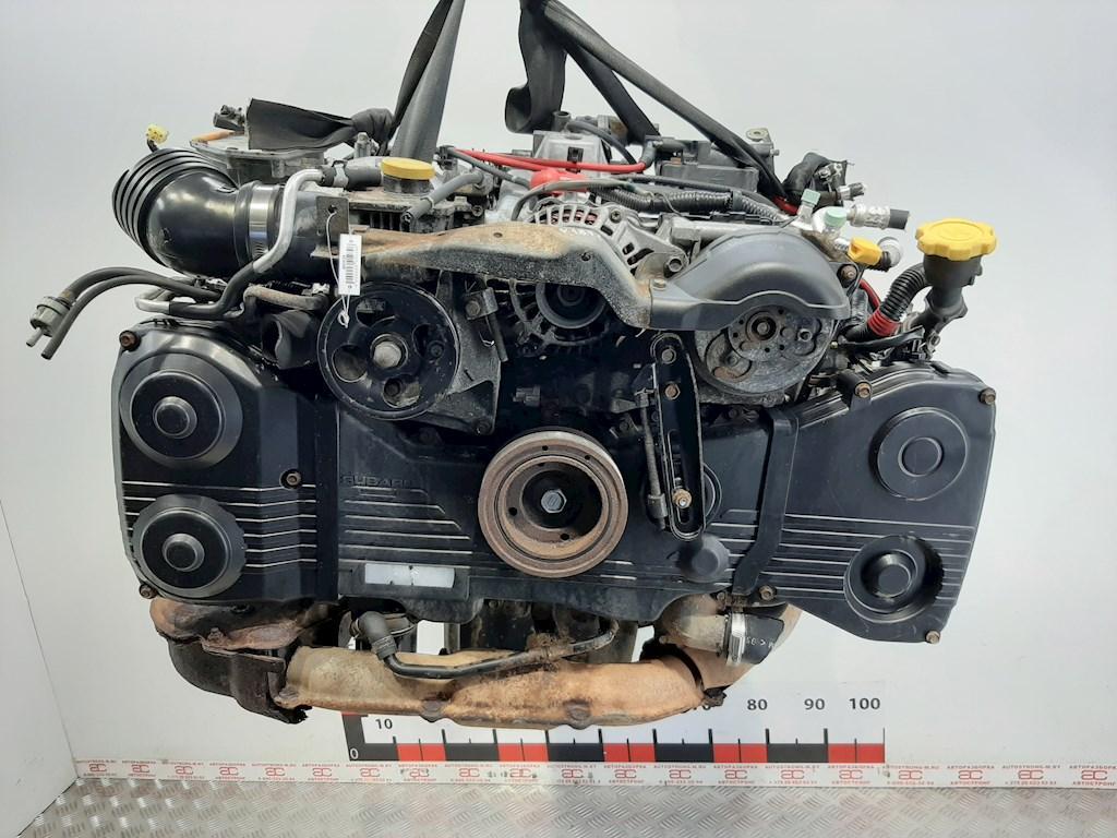Двигатель (ДВС) Subaru Forester 1  EJ205
