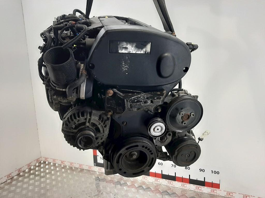 Двигатель (ДВС) Opel Astra H  Z16XER не читается