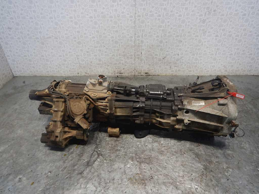 КПП 5ст (механическая коробка) Suzuki Grand Vitara 2  B5D23205
