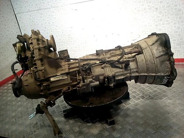КПП 5ст (механическая коробка) SsangYong Rexton