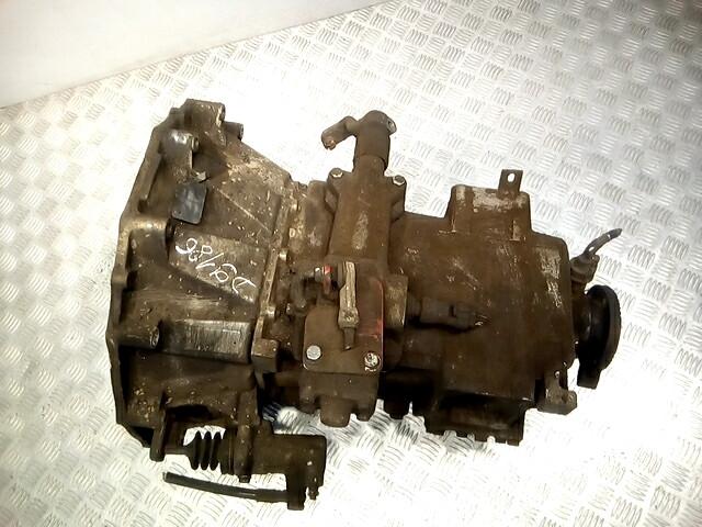 КПП 5ст (механическая коробка) Iveco EuroCargo  2855.     / 8869480