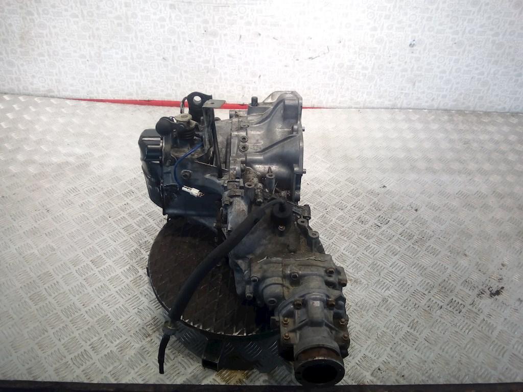 КПП 5ст (механическая коробка) Suzuki Wagon R plus