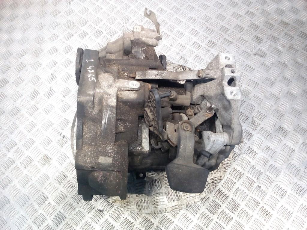 КПП 5ст (механическая коробка) Skoda Superb (3T)  MTG