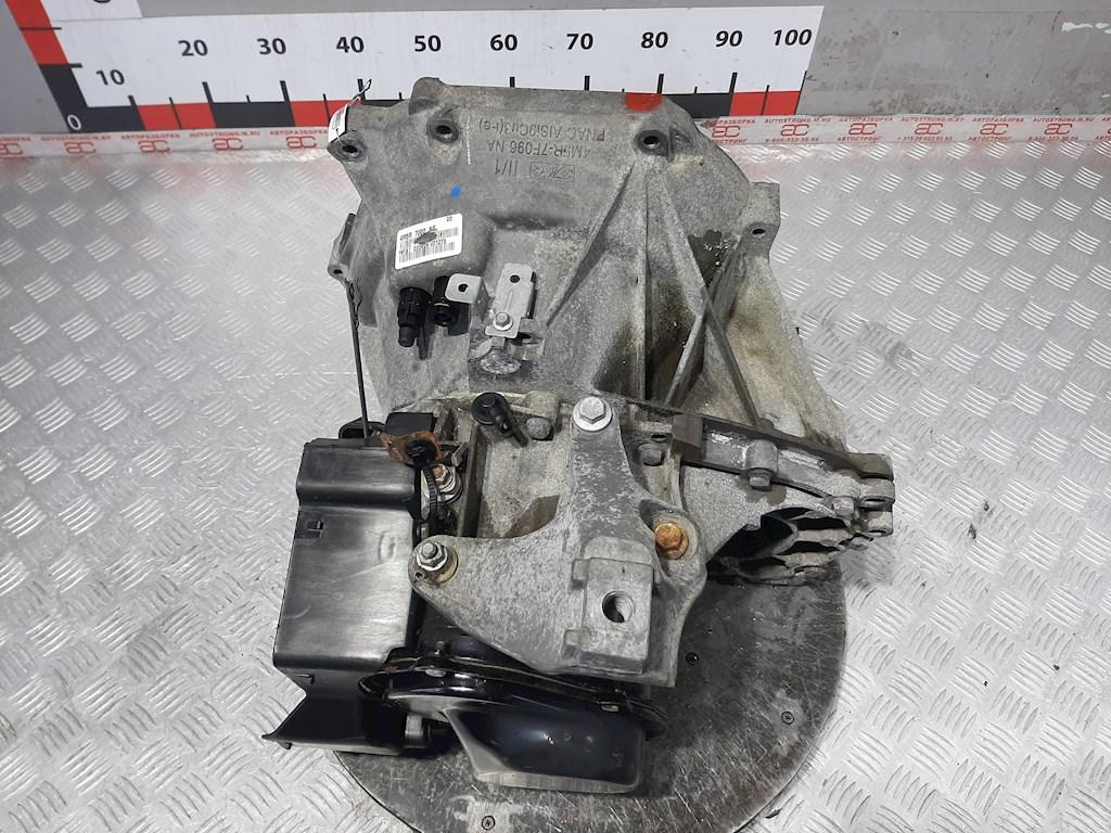 КПП 5ст (механическая коробка) Ford Focus 2  4M5R 7002 N...